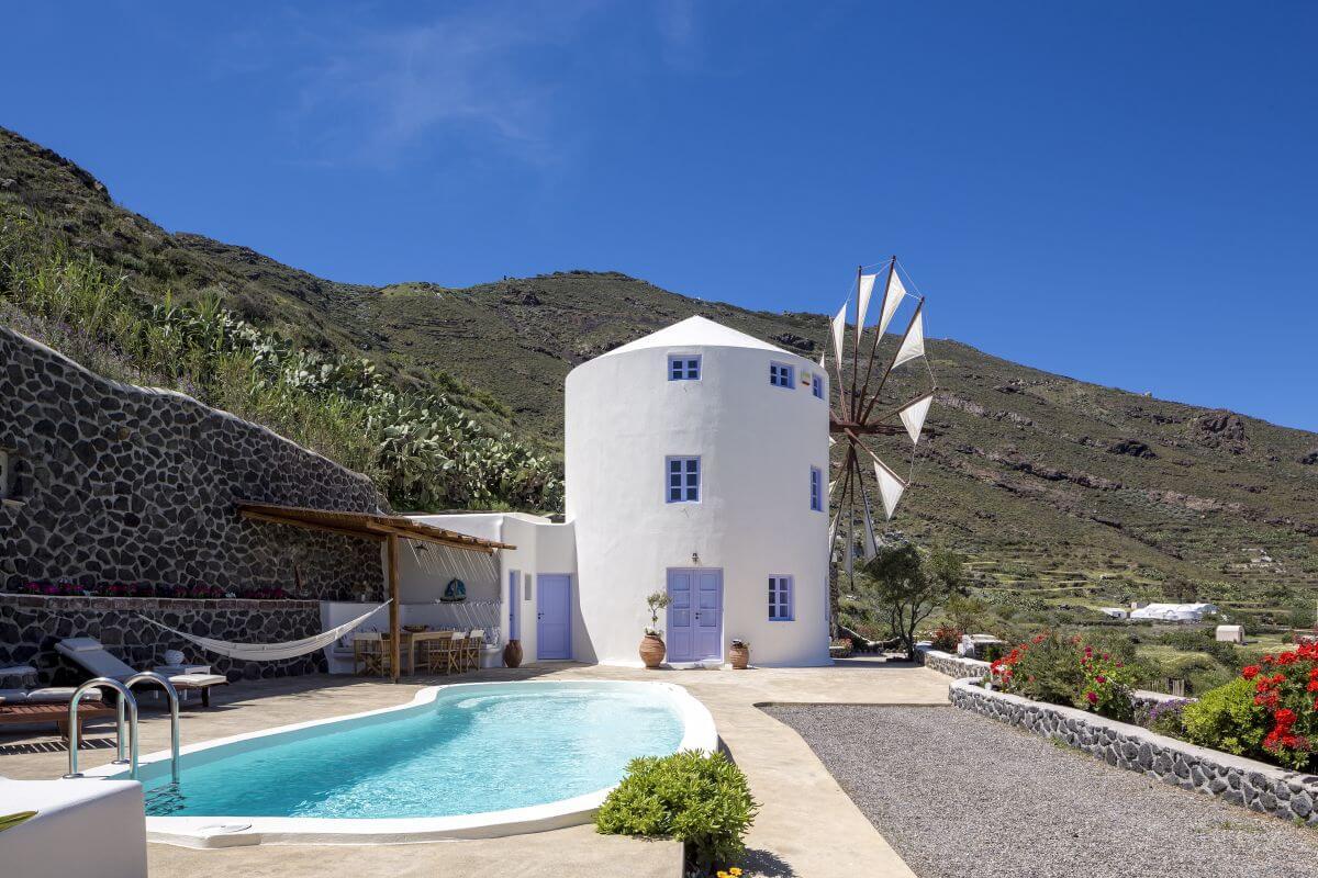 Santorini Windmill Villas