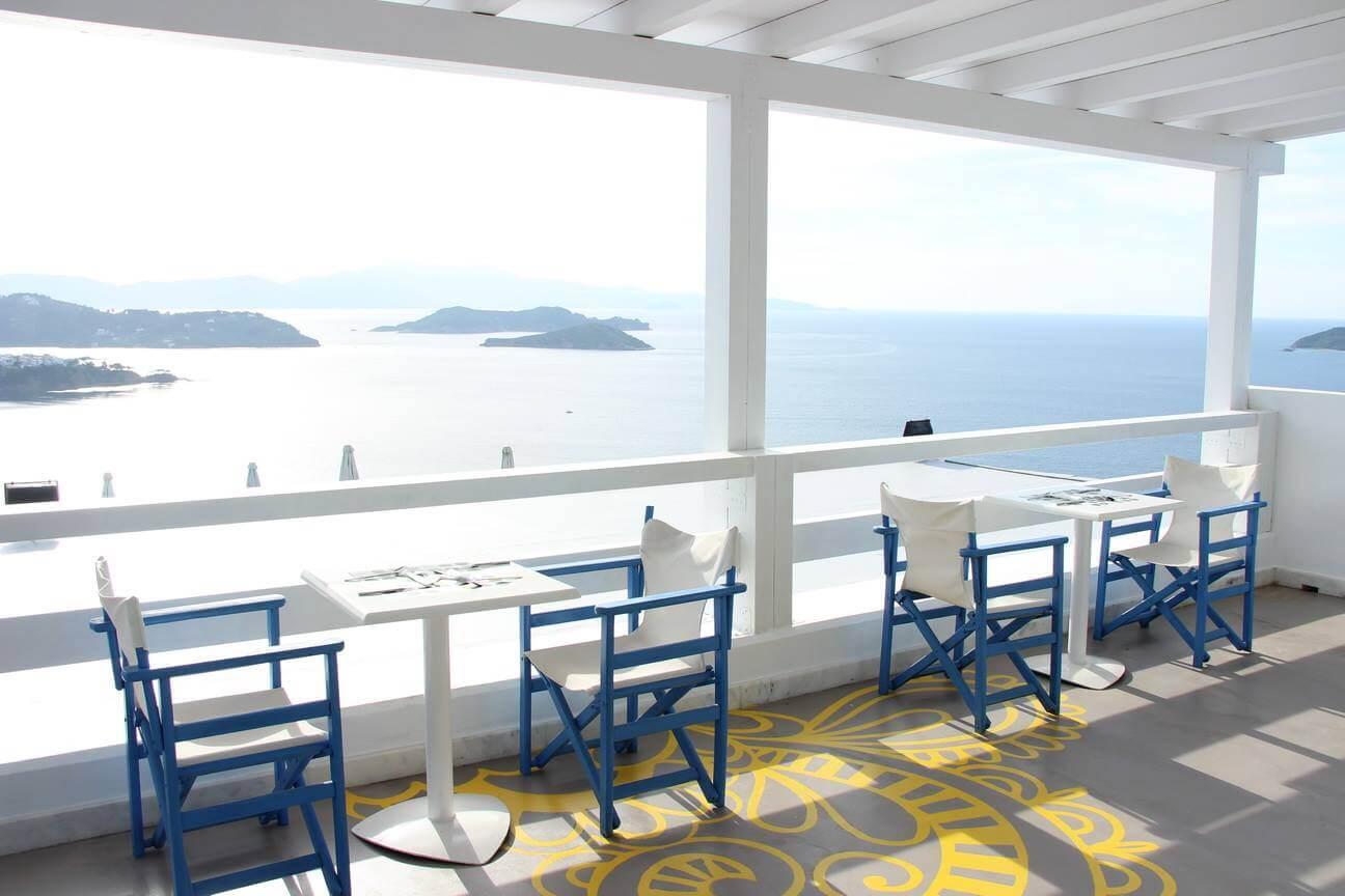 Kivo art gourmet hotel hoteles del egeo islas del egeo for Gourmet hotels