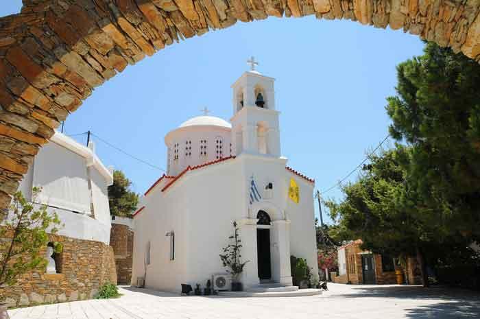 Monasterio de Panagia Nikous